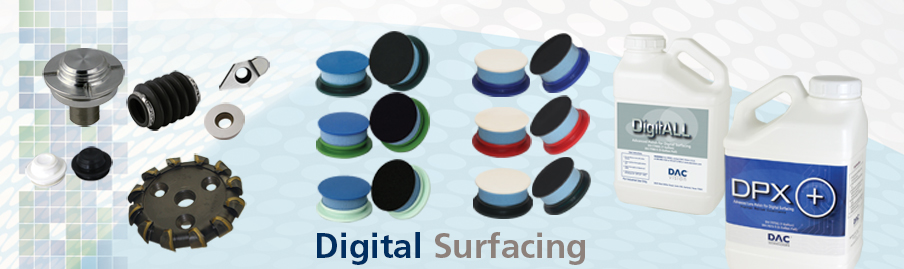 Digital Surfacing banner ad HP 818