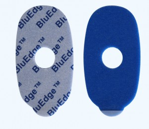 BLUEDGE 17 MM ELLIPSE - 1000 PCS