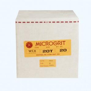 MICROGRIT ALUMINUM OXIDE 20T - 1 KG